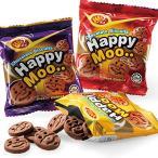ポイント10倍 シンガポール お土産 クッキー ビスケット 焼き菓子 シンガポール お土産 ハッピームー チョコ味クッキー 40パックセット ID:E7052145