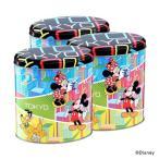 ディズニー お菓子 東京 お土産 東京土産 チョコクランチ ミッキー&フレンズ 3缶 ID:95180006