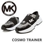 マイケル・コース スニーカー スリッポン COSMO TRAINER コスモ トレーナー MICHAEL KORS MK100068