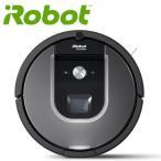 ロボット掃除機 アイロボット iRobot 床拭きロボット ルンバ960 R960060 メッドシルバー