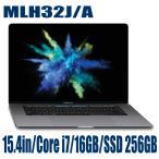 【あすつく】【新品】Apple アップル MacBook Pro MLH32J/A スペースグレイ 15.4インチ Retinaディスプレイ SSD256GB 2600/15.4 マックブックプロ MLH32JA