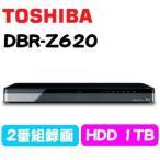 【新品】東芝 DBR-Z620 1TB ブルーレイレコーダー レグザ 2チューナー対応 REGZA