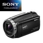 【あすつく】【新品】SONY HDR-CX675 ブラック 32GBメモリー内蔵 HDR-CX675-Bフルハイビジョンビデオカメラ