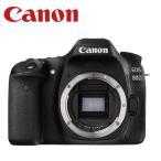あすつく 一眼レフデジタルカメラ Canon EOS 80D ボディ 2580万画素APS-C/22.3mm×14.9mm/CMOS 連写 7コマ/秒 重量:650g