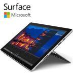 Microsoft/Win 10 Pro/12.3型/フルHD/Core m3/4GB/SSD 128GB/無線LAN/タブレットPC マイクロソフト Surface Pro 4 FML-00008