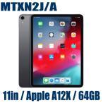 Apple iPad Pro 2018 ���� ���� 11�� ���ڡ������쥤 64GB Wi-Fi MTXN2J/A A12X Face ID USB-C �� Apple Pencil �б� Liquid Retina�ǥ����ץ쥤��1200������