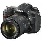 【新品】【正規品】Nikon ニコン D7200 18-300 VR レンズキット デジタル一眼レフカメラ 18-140mm デジカメ 2416万画素