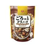 日清シスコ ごろっとグラノーラ チョコナッツ 400g6袋