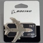 ボーイング 747 100周年記念ピンバッジ