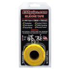 ESIグリップ(ESIgrips) シリコンテープ Silicone Tape 10ft roll Yellow