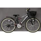 ショッピング自転車 【残りわずか!】子供用自転車 24インチ クロッツ フラッシュバックDX FBR246DX パノラマハイフラッシャー搭載