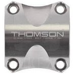 THOMSON(トムソン) MTB STEM HANDLEBAR CLAMP(31.8mm) SILVER