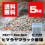 岩塩 ヒマラヤ岩塩 バスソルト ブラック 5kg