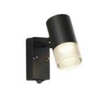 DOL-4601YB LEDアウトドアスポットライト LED交換不可 人感センサー付 ON/OFFI 防雨形 電球色 非調光 白熱灯100W相当 大光電機 照明器具