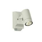 DOL-4968YW LEDアウトドアスポットライト LED交換不可 φ53 人感センサー付 ON/OFFI 防雨形 電球色 非調光 ダイクロハロゲン50W相当 大光電機 照明器具