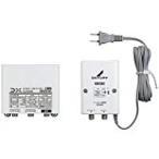 DXアンテナ 家庭用ブースター CS/BS-IF帯(UHF帯パス) 35dB形 2K・4K・8K対応 GC35S