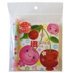 山形果実 さくらんぼちゃん ノート&6色ボールペン(ピンク)(ご当地 お土産)