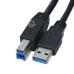 COMON USB3.0 ケーブル A-Bタイプ 2m