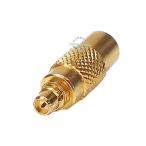 MCX(メス)⇔MMCX(オス)変換アダプタ COMON MCX-MMCX MCXケーブルをMMCXに変換 デジパラ C84948