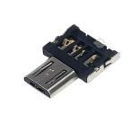変換名人 USB2.0(A)(内蔵用)-MicroUSB2.0(オス)HOST変換アダプタ  USBMCH-MCAD (メ5%) デジパラ86339