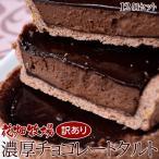 花畑牧場 訳あり『濃厚チョコレートタルト』6個入×2袋 合計12個セット ※冷凍☆