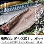 さば 鯖 サバ 越田商店 鯖の文化干�