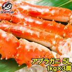 油蟹 - アブラガニ 4L サイズ×3肩 セット (正規品 冷凍総重量 2.4kg  前後 1肩 800g 前後 ボイル 冷凍)(アブラガニ あぶらがに かに カニ 蟹)