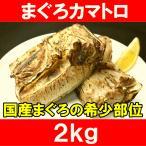 鲔鱼 - まぐろカマ 2kg前後 (まぐろのカマ カマトロ まぐろ マグロ 鮪)