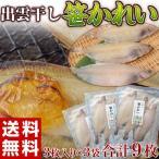 鰈魚 - 《送料無料》 幻の高級魚  『笹かれい干物』  3尾(約130g)×3袋 ※冷凍 sea 〇