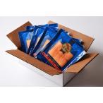 Salmon - ≪緊急スポット!≫ 鮭 さけ サケ サーモン 送料無料 「 塩だけで作った スモークサーモン 」 60g × 15P 計900g 冷凍
