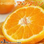 みかん 柑橘 オレンジ オーストラリア産 マンダリン 約3kg(目安として25〜30個程度) 送料無料