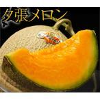 メロン 北海道産 夕張メロン【良品】 約1.3kg×1玉 産地ギフト箱入り 送料無料