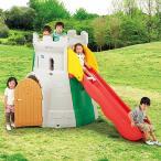 chicco お城をモチーフにしたすべり台付き大型遊具 キッコ・キャッスルスライド