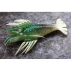 (ポイント10倍) タコ釣り用疑似餌 マルシン漁具 フェイク 伊勢エビ 白 Lサイズ / SALE (メール便)