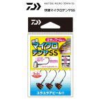 ダイワ 快適マイクロテンヤSS 3g #6 ケイムラ赤金 (メール便可) (週末セール商品)