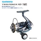 シマノ 17 ツインパワー XD 4000XG / リール