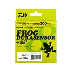 ダイワ/Daiwa UVF フロッグデュラセンサー ×8+Si2 150m巻 (フロッグ専用PEライン 8本撚り)