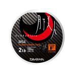 ダイワ/Daiwa 月下美人 TYPE-F 陽 カラー:サイトオレンジ 150m巻 (フロロカーボン ライトソルト用ライン)