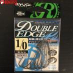 RYUGI ダブルエッジ 1/0 バス用 フック リューギ 新品