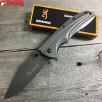 ブローニング フォールディングナイフ DA-63 227mm ステンレス製 折り畳みナイフ フィッシング、キャンプ BROWNING 新品