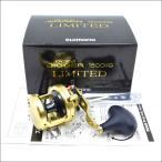 極上品 シマノ 14オシアジガーリミテッド 1500HG/O201