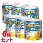 ショッピングフルーツ セット販売 はごろもフーズ 朝からフルーツ 杏仁 (110g)×6個