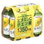 ポッカサッポロ キレートレモン (155mL×6本) 炭酸入り クエン酸 ビタミンC ポッカ