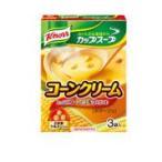 味の素 クノール カップスープ コーンクリーム ポタージュ (3袋入)
