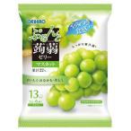 オリヒロ ぷるんと蒟蒻ゼリー マスカット 新パウチ (6個入)