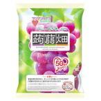 マンナンライフ 蒟蒻畑 ぶどう味 (25g×12個入) こんにゃくゼリー