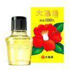 大島椿 椿油100% ヘアオイル (60mL)