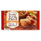 アサヒ バランスアップ クリーム玄米ブラン メープルナッツ&グラノーラ (2枚×2袋) 栄養機能食品