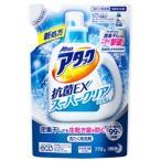 アタック 抗菌EX スーパークリアジェル つめかえ用 770g