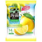 オリヒロ ぷるんと蒟蒻ゼリー パウチ シチリアレモン (120g) こんにゃくゼリー ※軽減税率対象商品